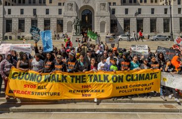 #CuomoWalkTheTalk on Climate Change March and Rally, April 23, 2018| Photos by Erik R. McGregor