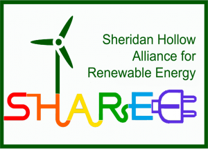 SHARE, SHERIDAN HOLLOW ALLIANCE FOR RENEWABLE ENERGY